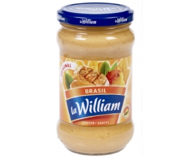 La William - Sauce Brazil, Brazil saus, sauce - 300 ml netto