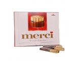 MERCI chocolade box assortiment mix of milk & da..