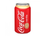 Coca-Cola Vanille in bl..