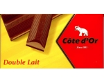 Double Lait, 200 gr, Cote D'or - Best Belgian ch..