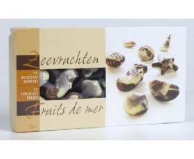 Assortiment Zeevruchten - Fruits de Mer - Assortment 250 gr. net - Olivers Choice