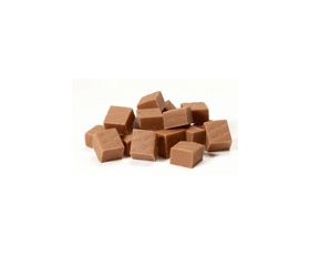 Lonka Cappuccino Fudge, cappuccino fudge - 300 gr in paper bag- The Original.
