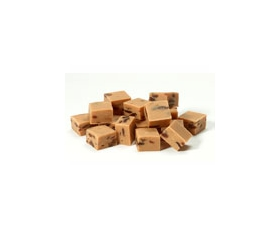 Lonka Rhum-raisins Fudge, rhum-rozijnen fudge - 300 gr in paper bag- The Original