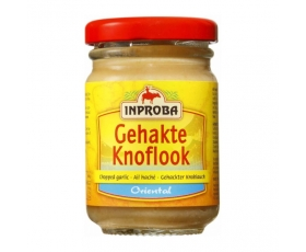 Inproba - Chopped Garlick, gehakte knoflook - 100 gr netto