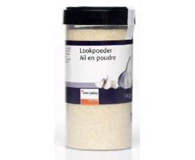EVERYDAY lookpoeder, garlic powder - 140 gr.