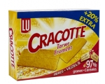 LU - CRACOTTE tarwe-froment 300 gr. netto, with ..