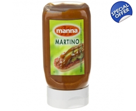 MANNA  Martino saus Top Down - 300 ml.