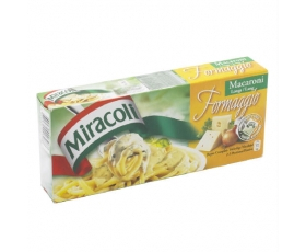 Miracoli - Formaggio Kaas, cheese, fromage sauce, macaroni long 2-3 portions - 310 gr.