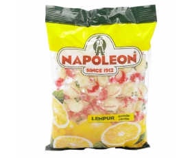 Napoleon Citron, Lempur - sour lemon inside, 350 gr netto.