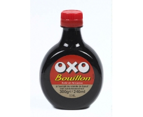 OXO, Original - Beefextract, Belgian product; 240 ml.