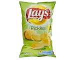 Lay's flat chips Pickle..