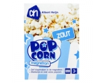 AH  Microwave popcorn zout salted - 3 x 100 gr.