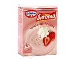 Saroma strawberry pudding, fraise - 75 gr.
