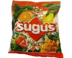 Sugus, 200 gr. net  Fruity-chewy candy -fruitbon..