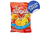 Sugus, 400 gr. net  Fruity-chewy candy - Classic..