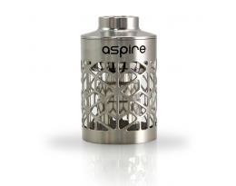 Aspire Nautilus SS Replacement Tank with hollowed-out sleeve