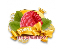Triple Raspberry 105ml - 125ml