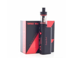 Kanger TOPBOX Mini Black Edition 75W TC Starter Kit