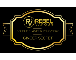 R-V Ginger Secret - 10ml