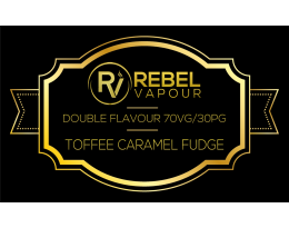 R-V Toffee Caramel Fudge - 10ml