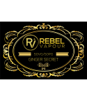 R-V Ginger Secret Premium - 10ml