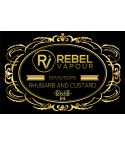 R-V Rhubarb Custard Premium - 10ml