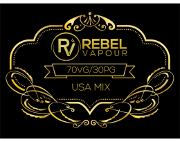 R-V USA Mix VG 10ml