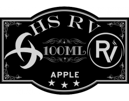 HS Apple 100ml