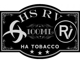 HS HA Tobacco 100ml