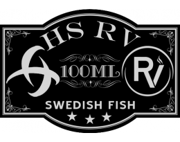 HS Swedish Fish 100ml