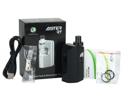 Eleaf Aster RT 100W with Melo RT 22 - 4400mAh - Non EU
