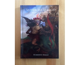 Sepher ha-Maggid - The Book of Asmodeus by Humberto Maggi Standard Edition