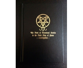 The Book of Devotional Service to the Dark King of Flame: Lucifer