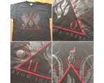 Aeon Sophia Press t-shirt dark grey