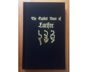 The Explicit Name of Lucifer Standard Edition