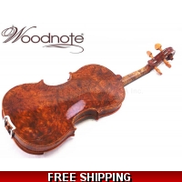 Woodnote Used - 4/4 Birds Eye Violin