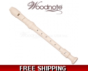 Woodnote - 8 Holes Soprano Recorder U.S Delivery..