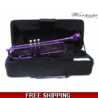Woodnote School/Band - Bb Trumpet with Monel Valves and Case