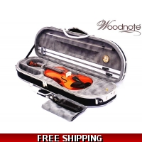 Woodnote 310/820GA 4/4 Violin Fiddle with Free German Silver String set