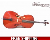Woodnote CB-310E Solid Wood/Ebony Fitting/Hard F..