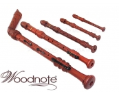 Woodnote 5 pieces Pro. ..