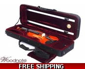 Woodnote 310/350HRD 4/4 Violin Fiddle with Free ..