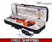 Woodnote 310/350HSL 4/4 Violin Fiddle with Free ..