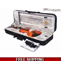 Woodnote 310/350HSL 4/4 Violin Fiddle with Free German Silver String set