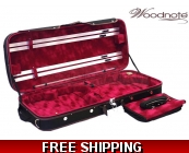 Woodnote DVC-950RD Pro Wooden 4/4 Double Violin ..