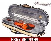 Woodnote 310/820GD 4/4 Violin Fiddle with Free G..