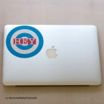 HEY Laptop Sticker Fabristick® Fabric Stickers