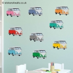 Campervan Wall Stickers