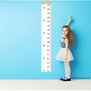 Tape Measure Height Chart Wa..