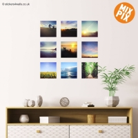 MixPix Photo Wall Stickers